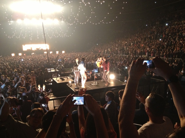 Mumford and Sons - Barclays Center