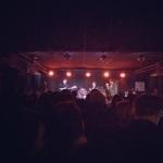 Bear's Den Mercury Lounge Crushing Vinyl Gabriel and the Hounds