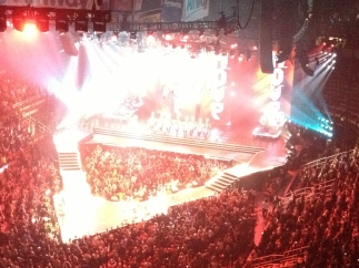 Madonna - Joe Louis Arena