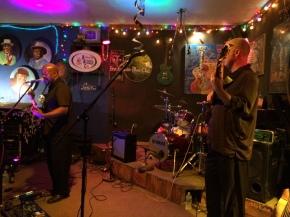 Johnnie Marshall, Bradfordville Blues Club(Florida)