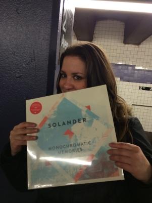 Solander Vinyl