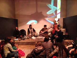 Dana Leong's Tektonik @ Brooklyn Raga Massive