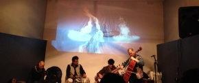 Dana Leong's Tektonik, Brooklyn Raga Massive/ArtCafe