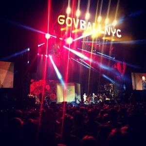 Governors Ball NYC Crushing VInyl