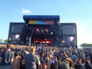 Governors Ball Crushing Vinyl Live Music