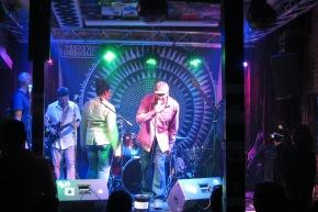 Crucial Bridge & The I-Nity Band, TheShrine