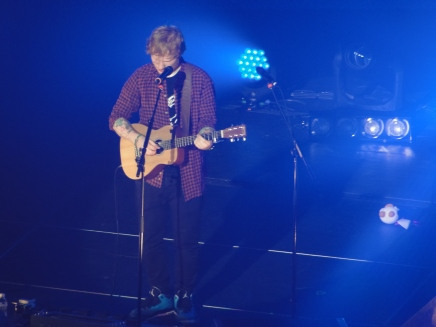 Ed Sheeran Hammerstein Ballroom