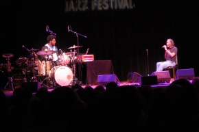 Bobby McFerrin and Questlove (Bluenote Jazz Festival), The TownHall