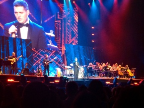 Michael Bublé, Madison Square Garden