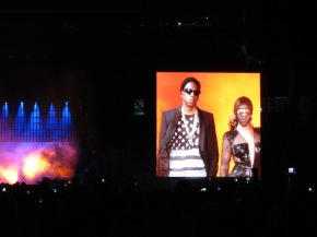 Beyoncé and Jay-Z, MetLife Stadium (On The Run Tour)