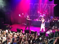 MKTO on stage @ Irving Plaza