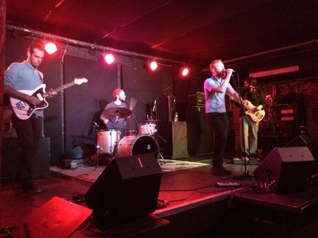 Dinosaur Feathers, Mercury Lounge, Crushing Vinyl, Live Music