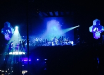 Arcade Fire, Barclays Center, Crushing Vinyl, Live Music NYC