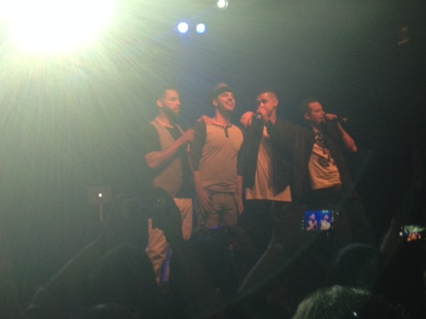 O-Town @ Irving Plaza